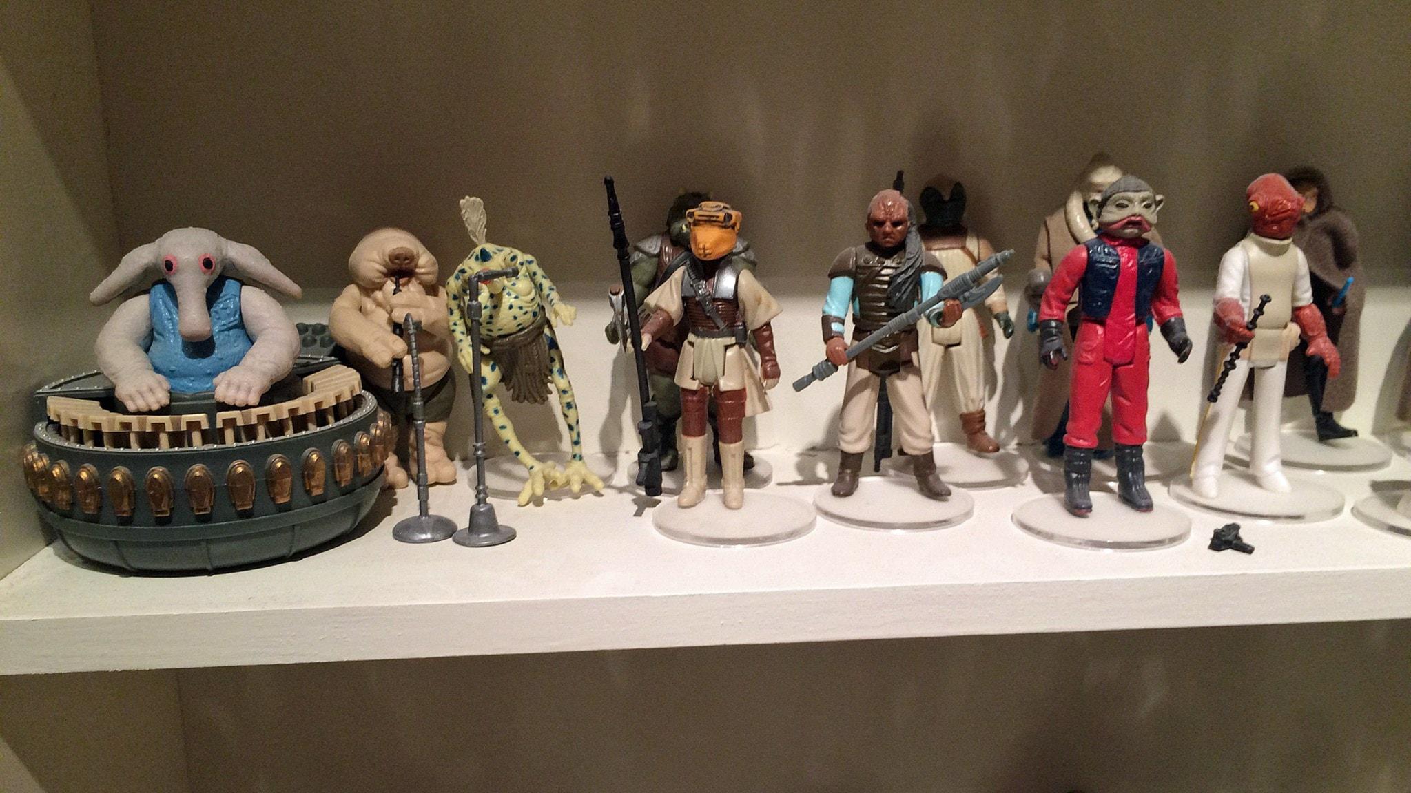 V 51 Star Wars: the force awakens! Och norsk sorg