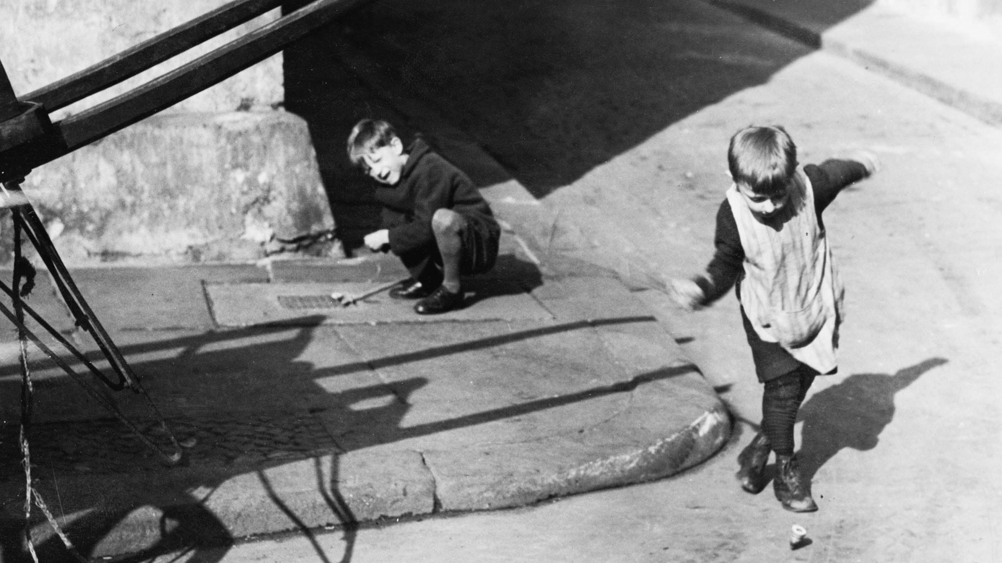 Radiofynd: Barndomskamraterna möts igen 1951