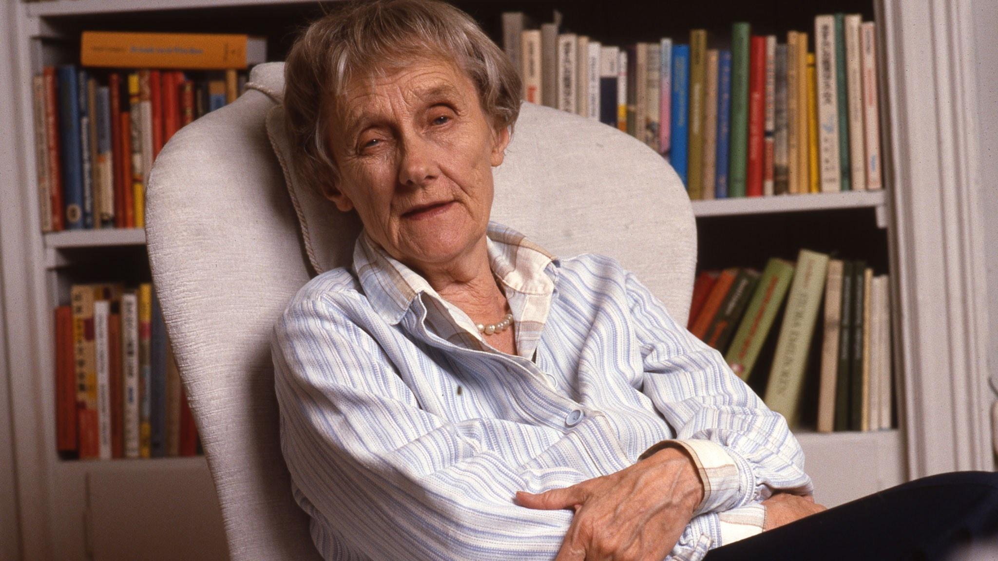 Astrid Lindgren om ond bråd död 1960