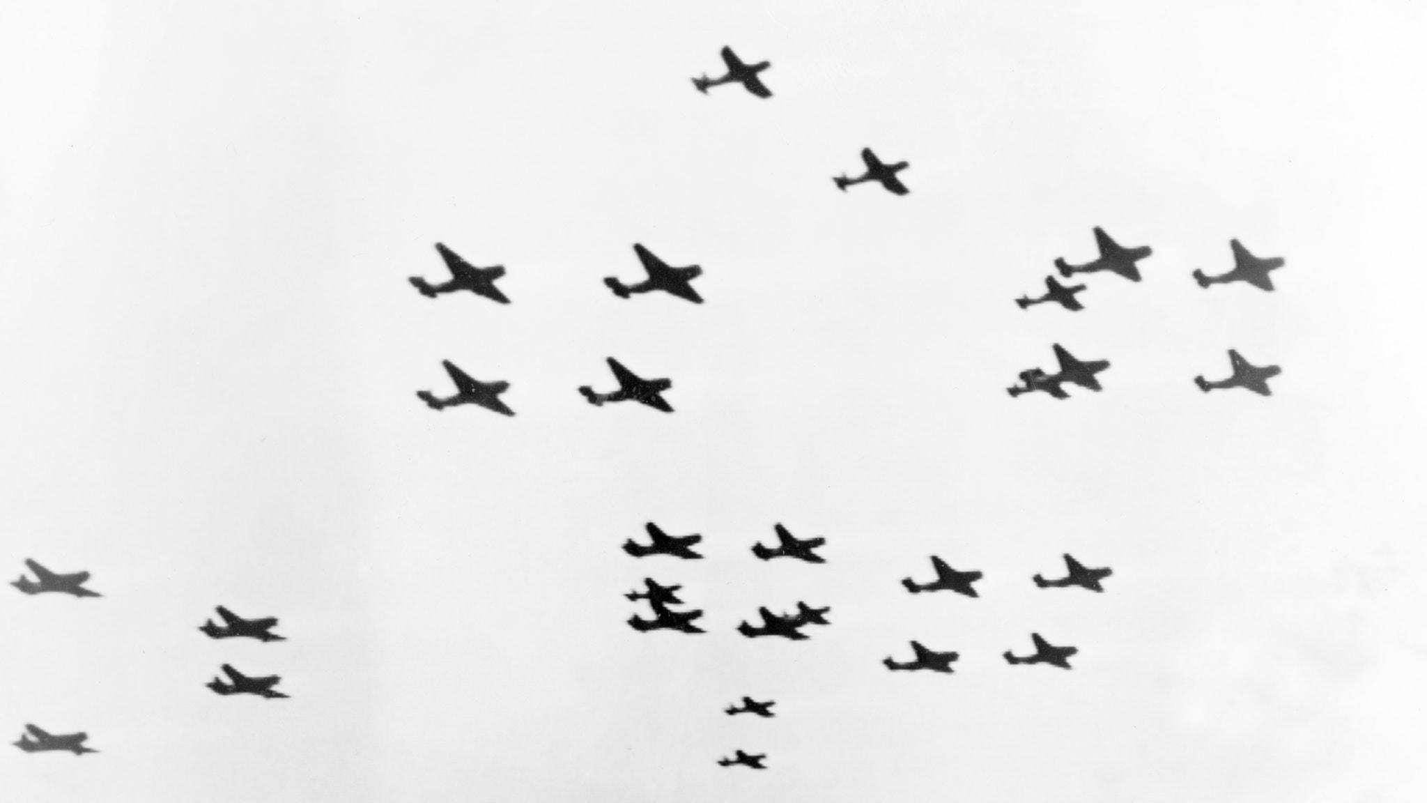 Flyg in i framtiden 1944