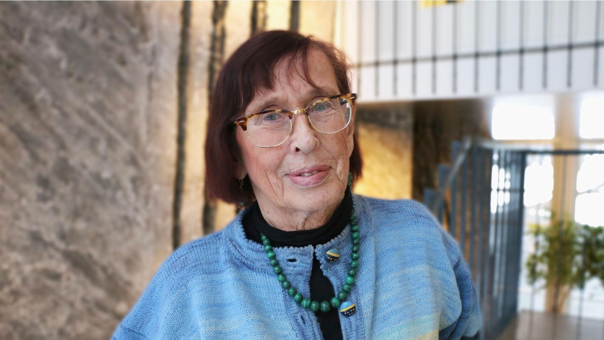 Birgitta Dahl: Det gick inte att tysta mig
