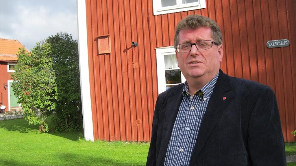 Jan Bohman (S), kommunalråd i Borlänge kommun.