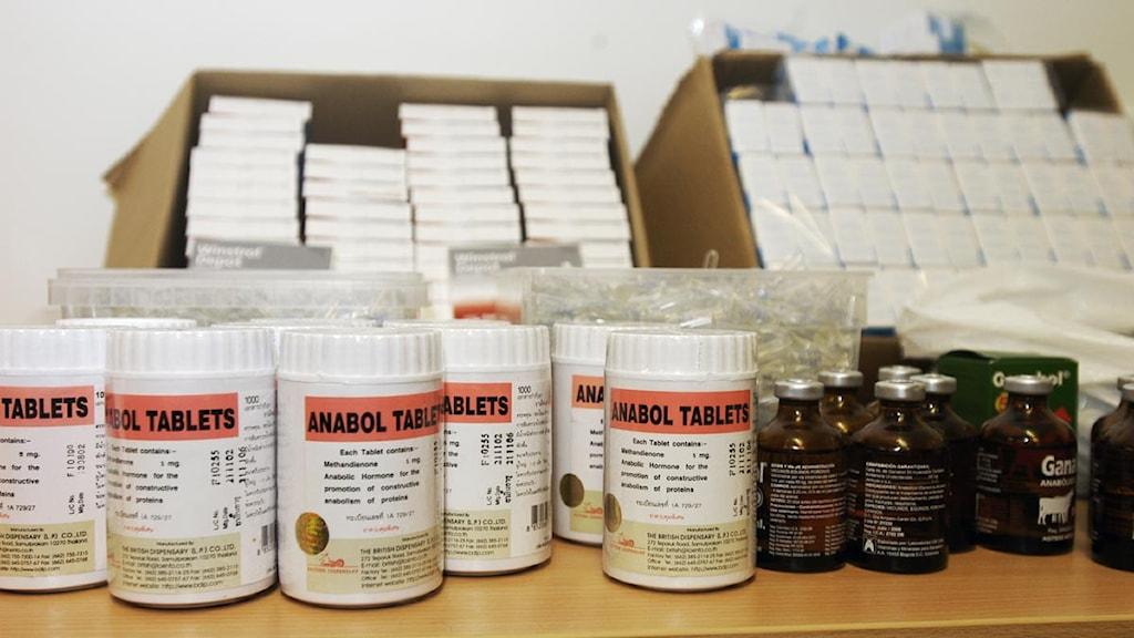 anabola androgena steroider biverkningar