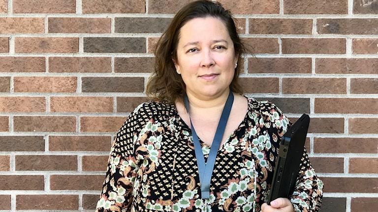 Sanna Ångbeck, socialtjänstens samordnare för SIG-insatser.