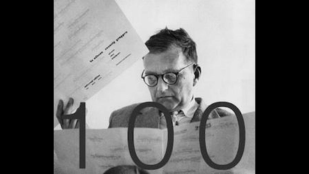 Dimitrij Sjostakovitj 100 år