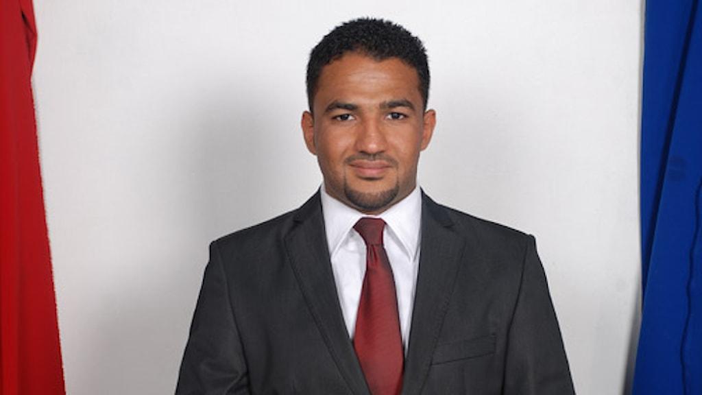 Sayed Mohamed. Foto: Privat.