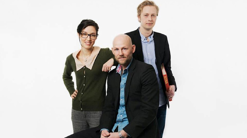 Hanna Sahlberg. Jörgen Huitfeldt. Magnus Thorén.