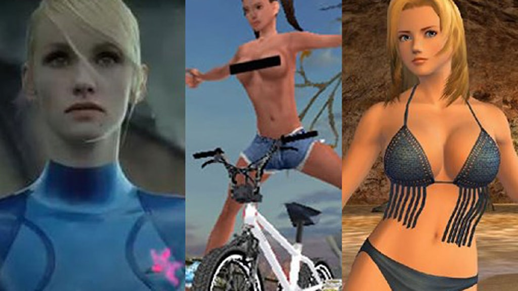 Metroid Other M, BMX XXX, Dead Or Alive Extreme Beach Volleyball. Foto: TT