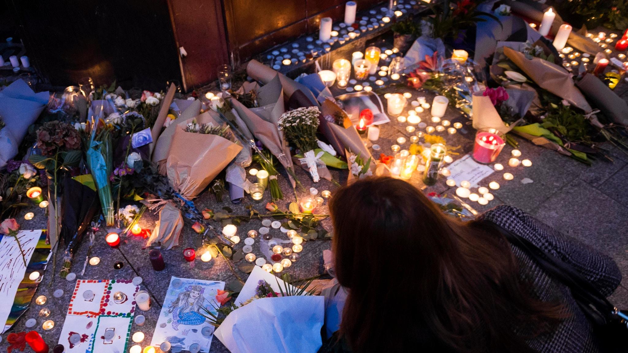 P3 Nyheter dokumentär om terrordåden i Paris