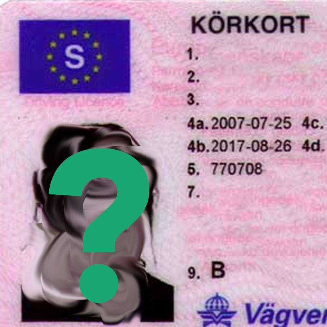 ID-kapningar på tapeten igen