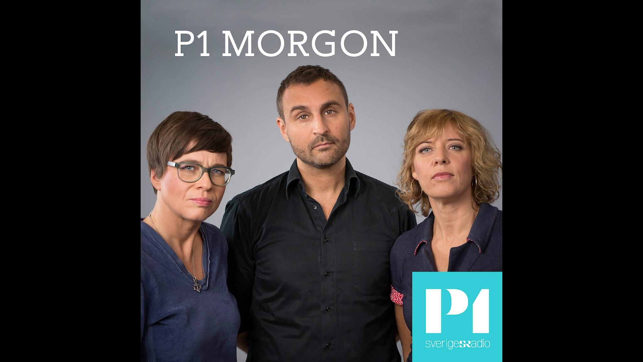 P1-morgon 14 november