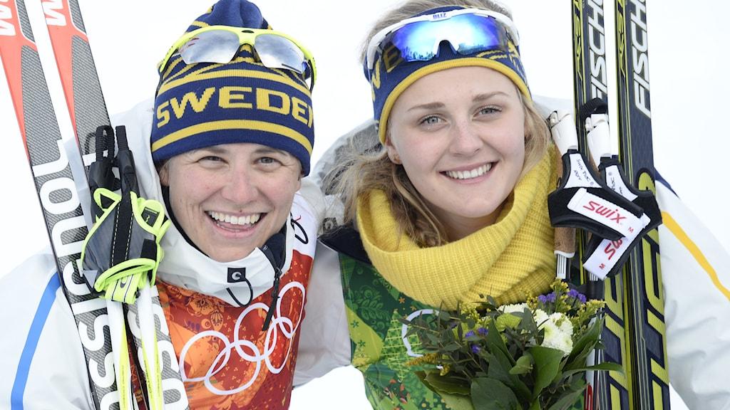 2014 Ida Ingemarsdotter och Stina Nilsson