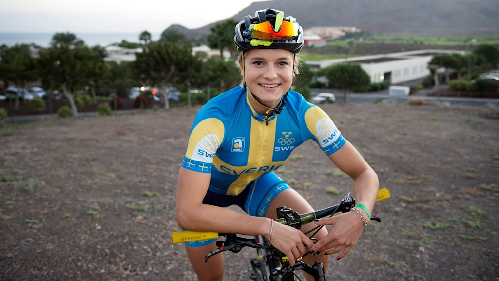 Juniorsporten träffar OS-mästaren Jenny Rissveds