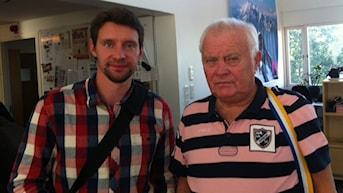 2014 Kristofer Ottosson och Lars-Gunnar Jansson