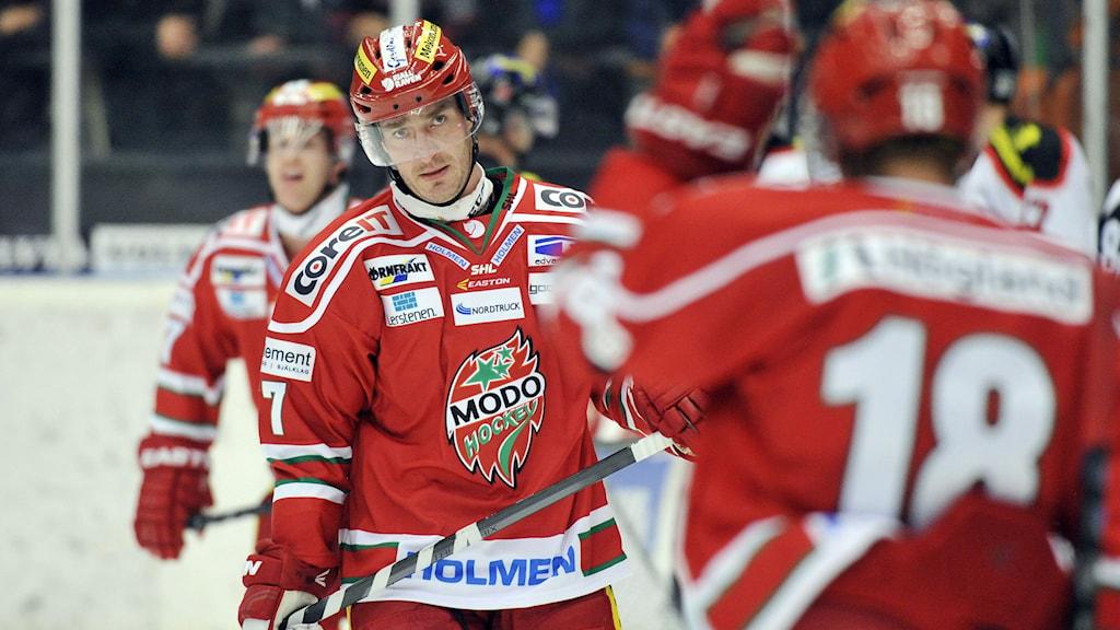Modos Kyle Flanagan, arkivbild. Foto: Håkan Nordström/TT