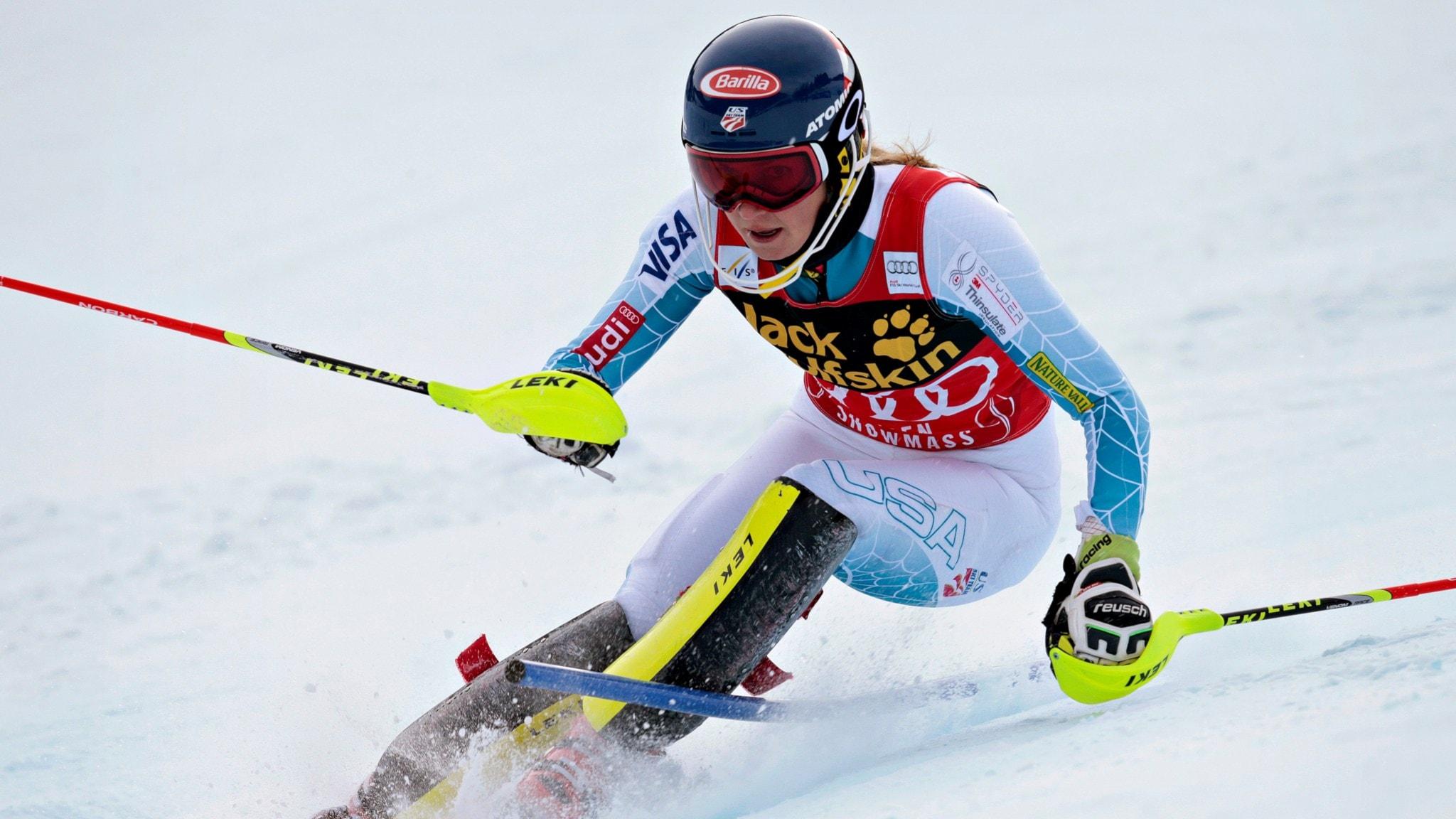 Unga alpinåkare i Göteborg lever livet