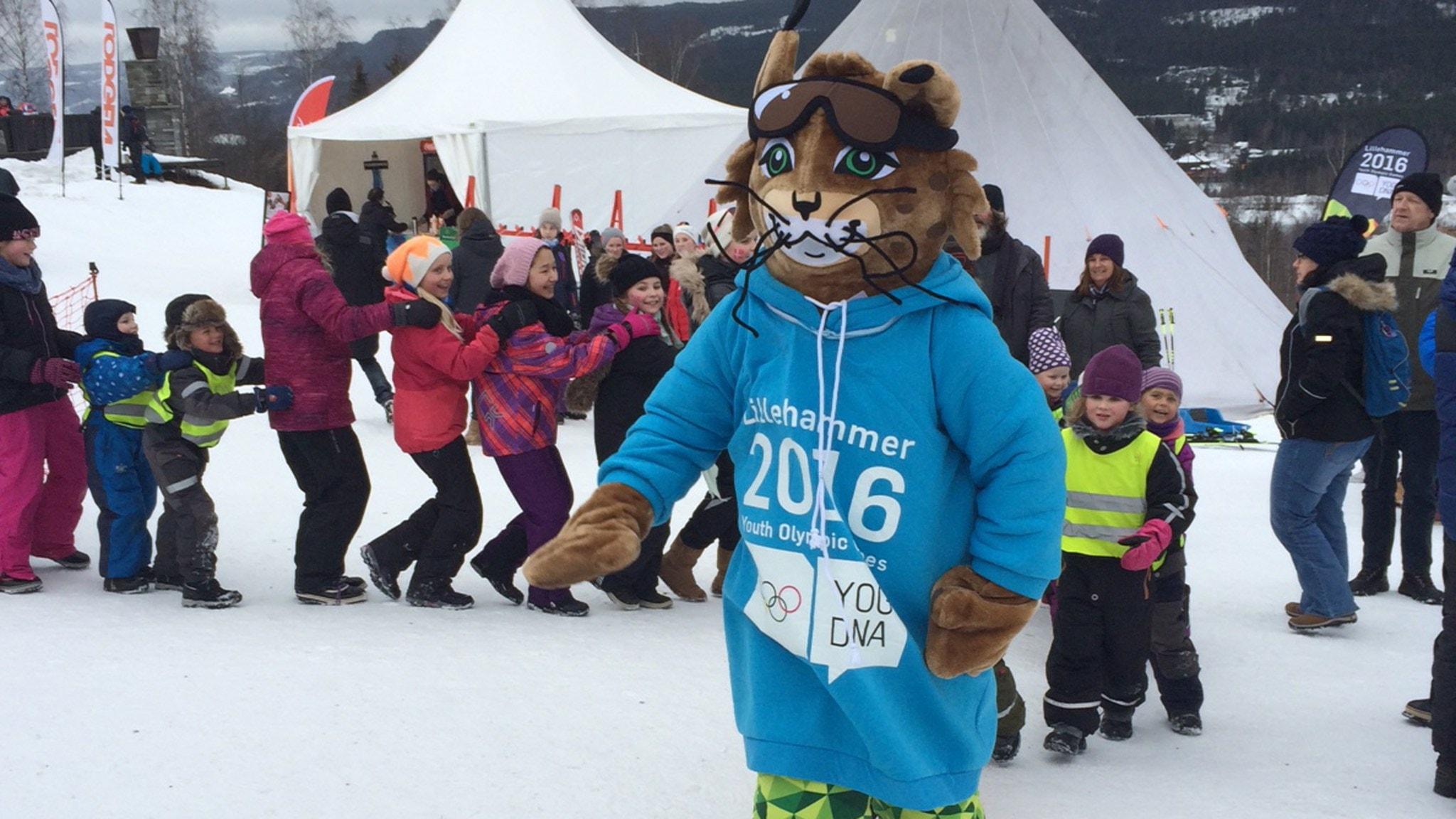 Juniorsporten besöker ungdoms-OS i Norge