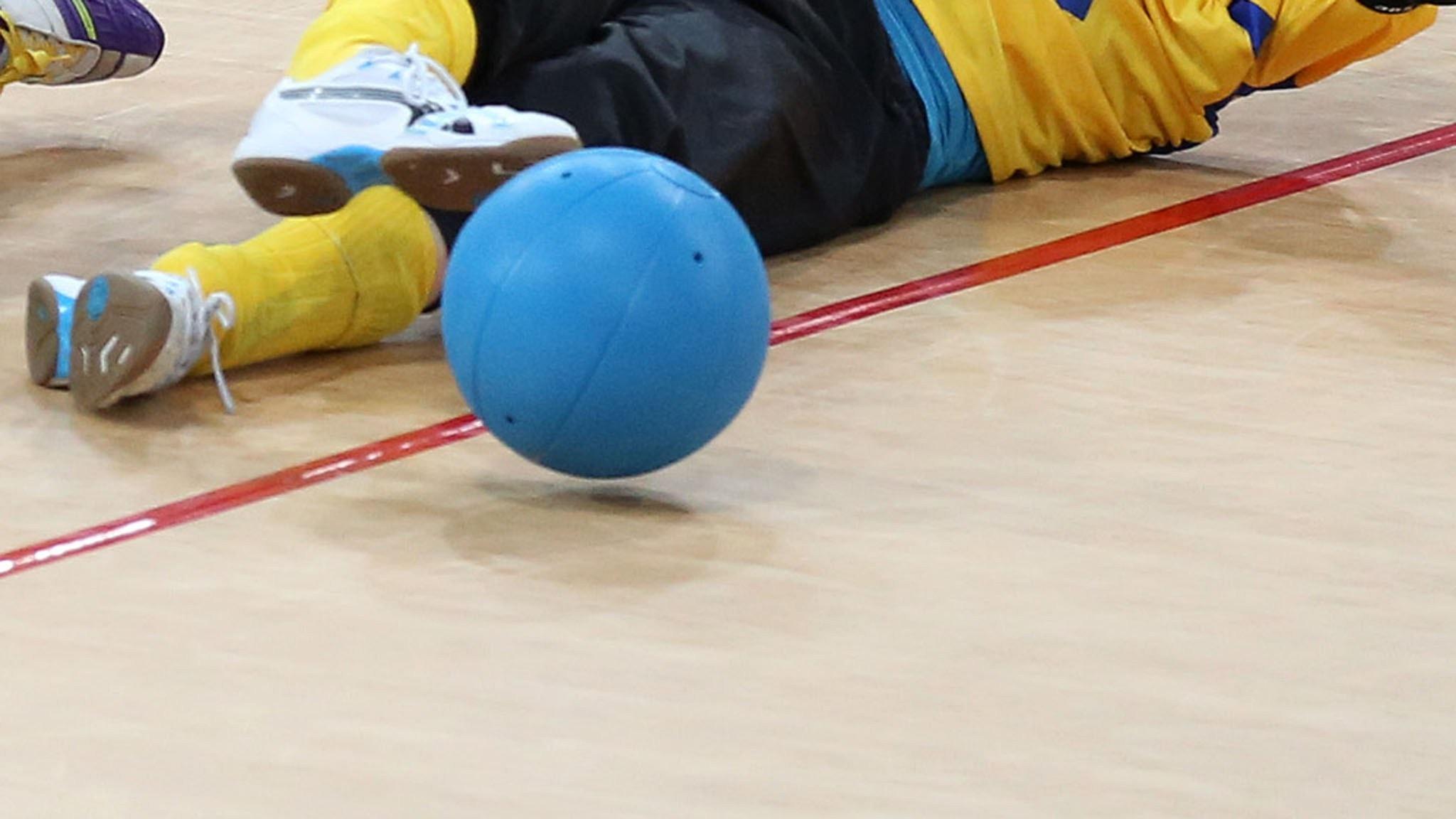 Goalball – en snabb och intensiv lagsport