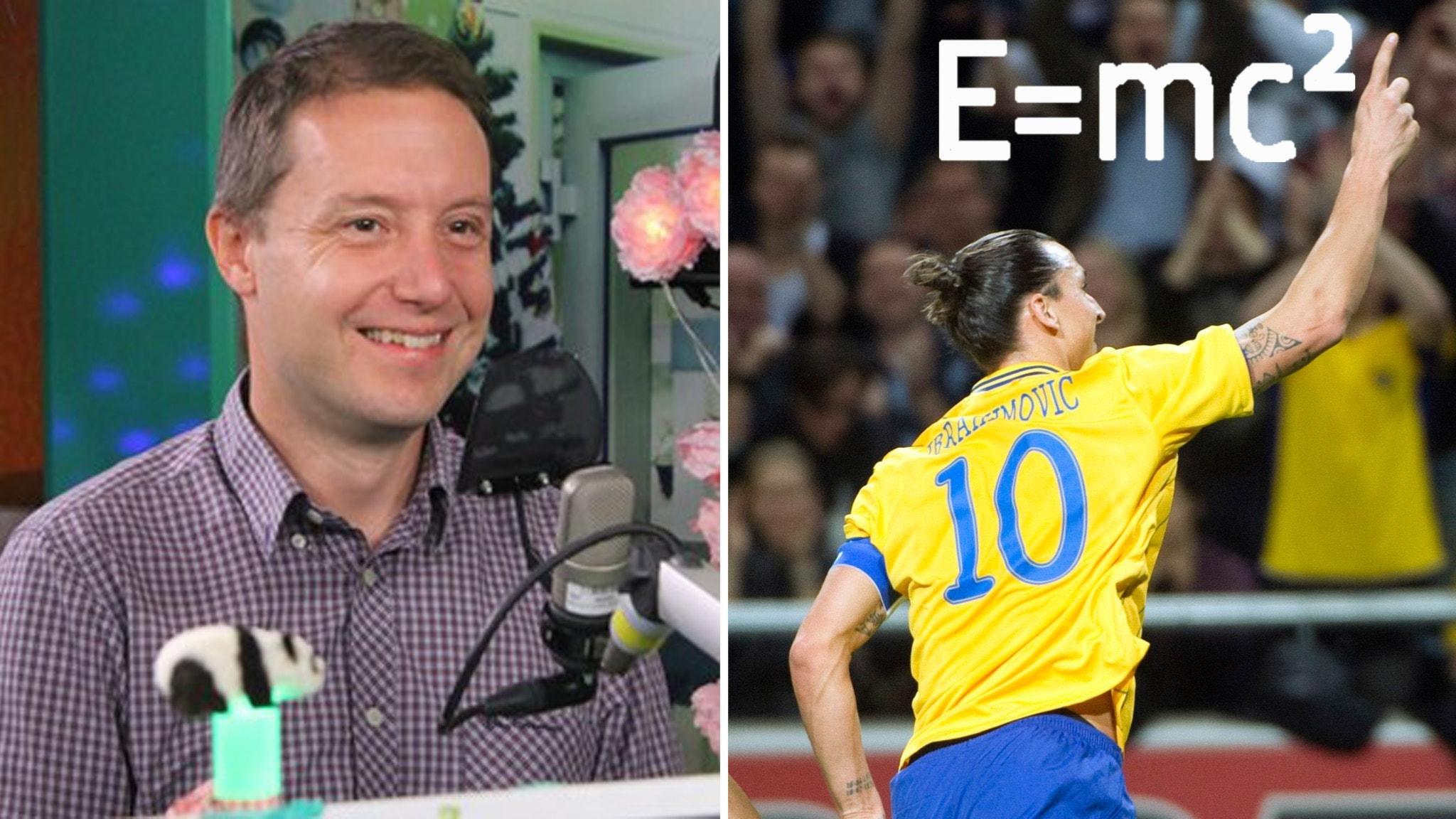 Fotboll, matematik och hur allt hänger ihop