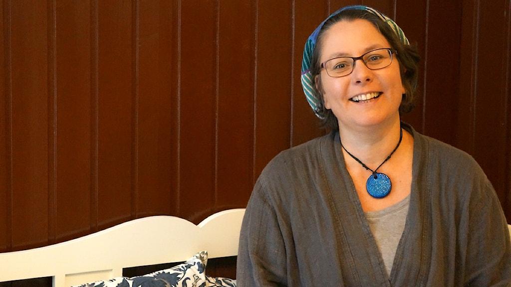 Sanna Kurki-Suonio Sanna KurkiSuonio kertoo kansanlaulusta 19 september 2014