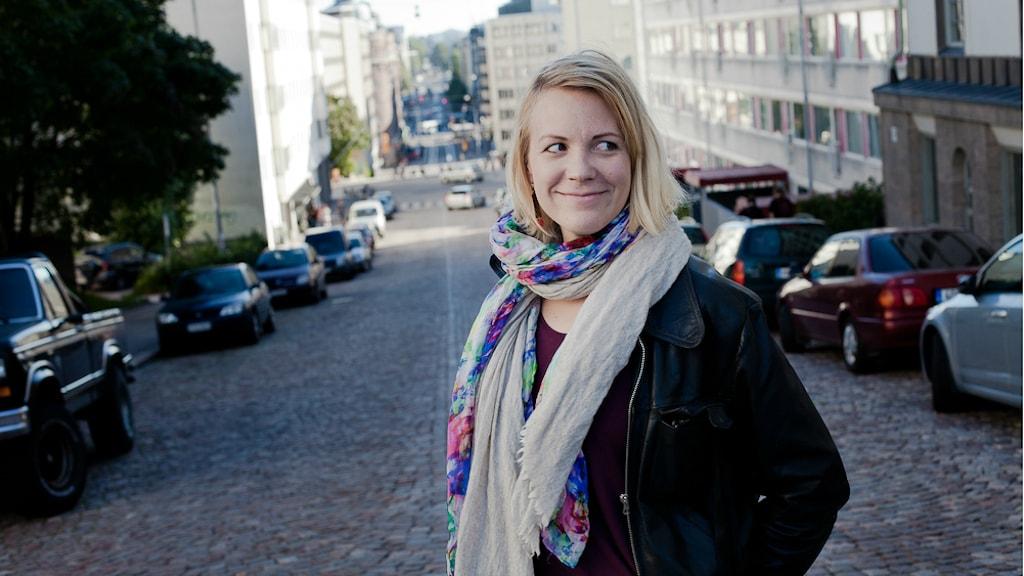 Julia Wiræus. Foto: Mirva Helenius
