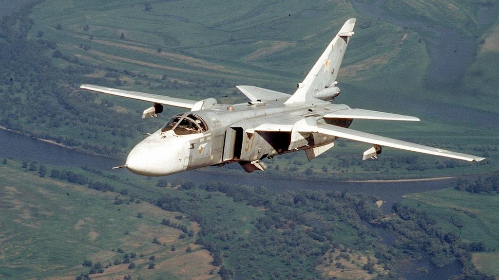 Venäjä loukkasi Ruotsin ilmatilaa keskiviikkona.