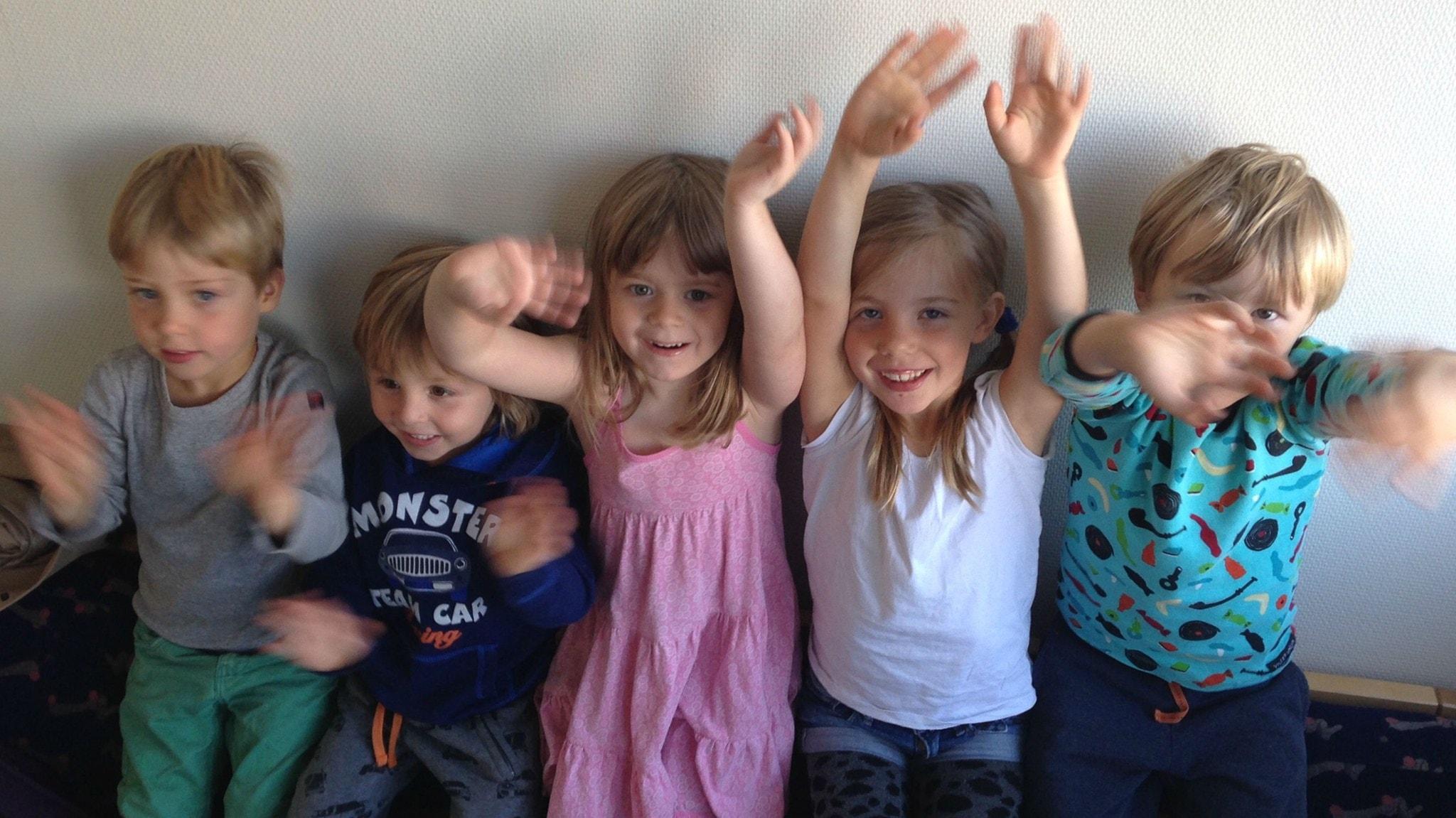 #Kielipuoli lasten ympyröissä