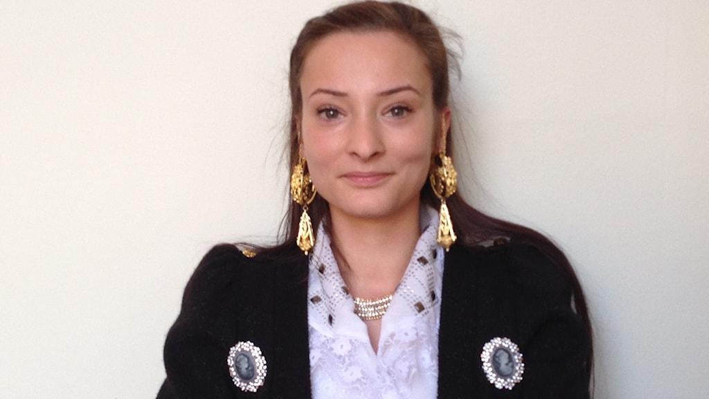 Marita Lindgren, myyjä
