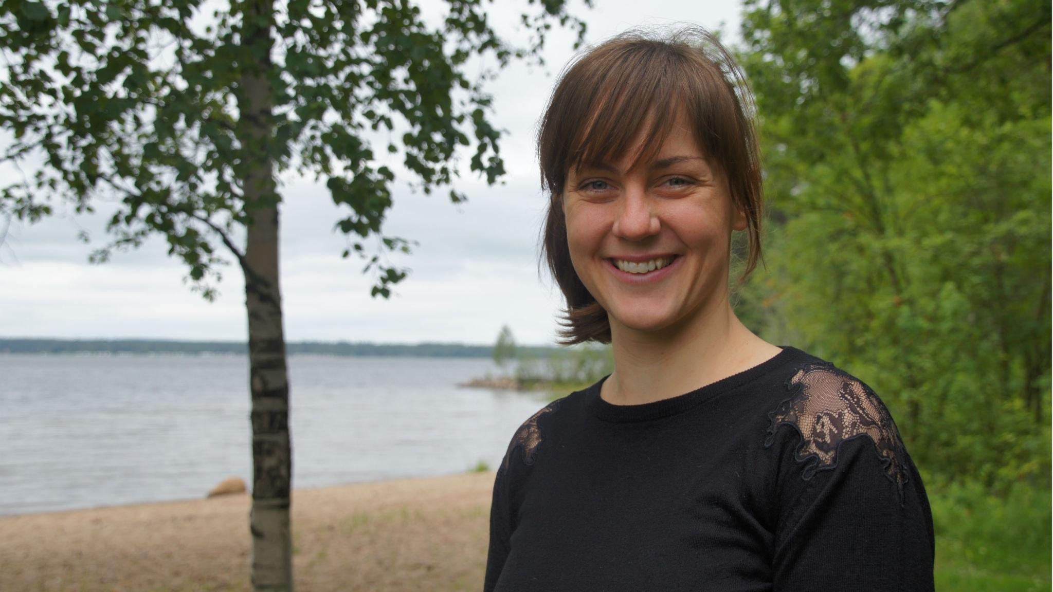 Mirjana Petrova: Laulaminen on parasta mitä tiedän