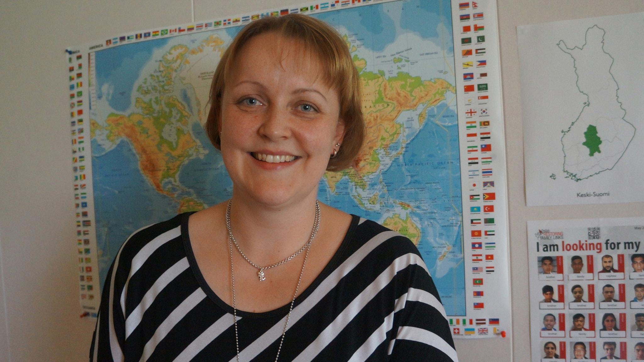 Pieni Kyyjärvi toivotti maahanmuuttajat tervetulleiksi  Sisuradio  Sveriges