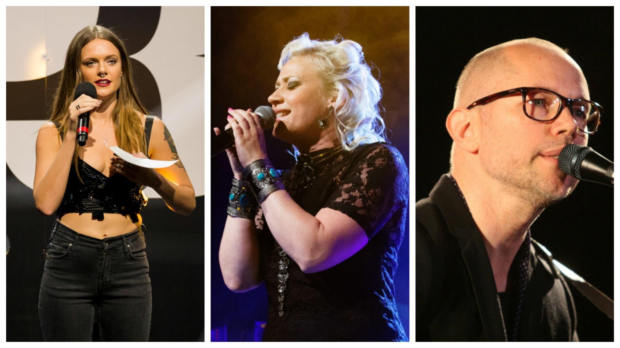 Miriam Bryant toppar med ny låt och Tove Lo, Blender och Tomas Andersson Wij är veckans utmanare