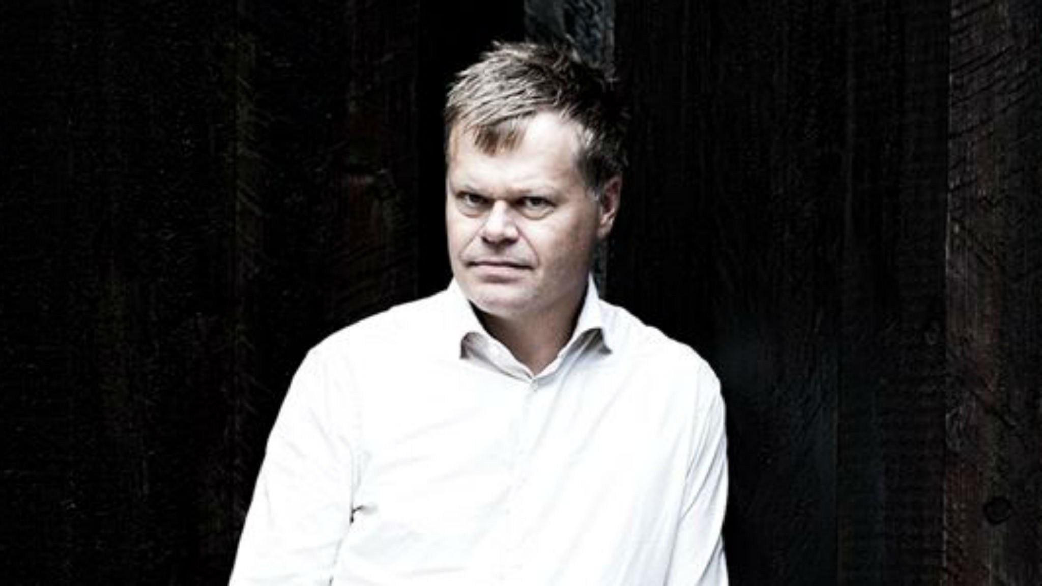 Månadens diktare: Fredrik Nyberg