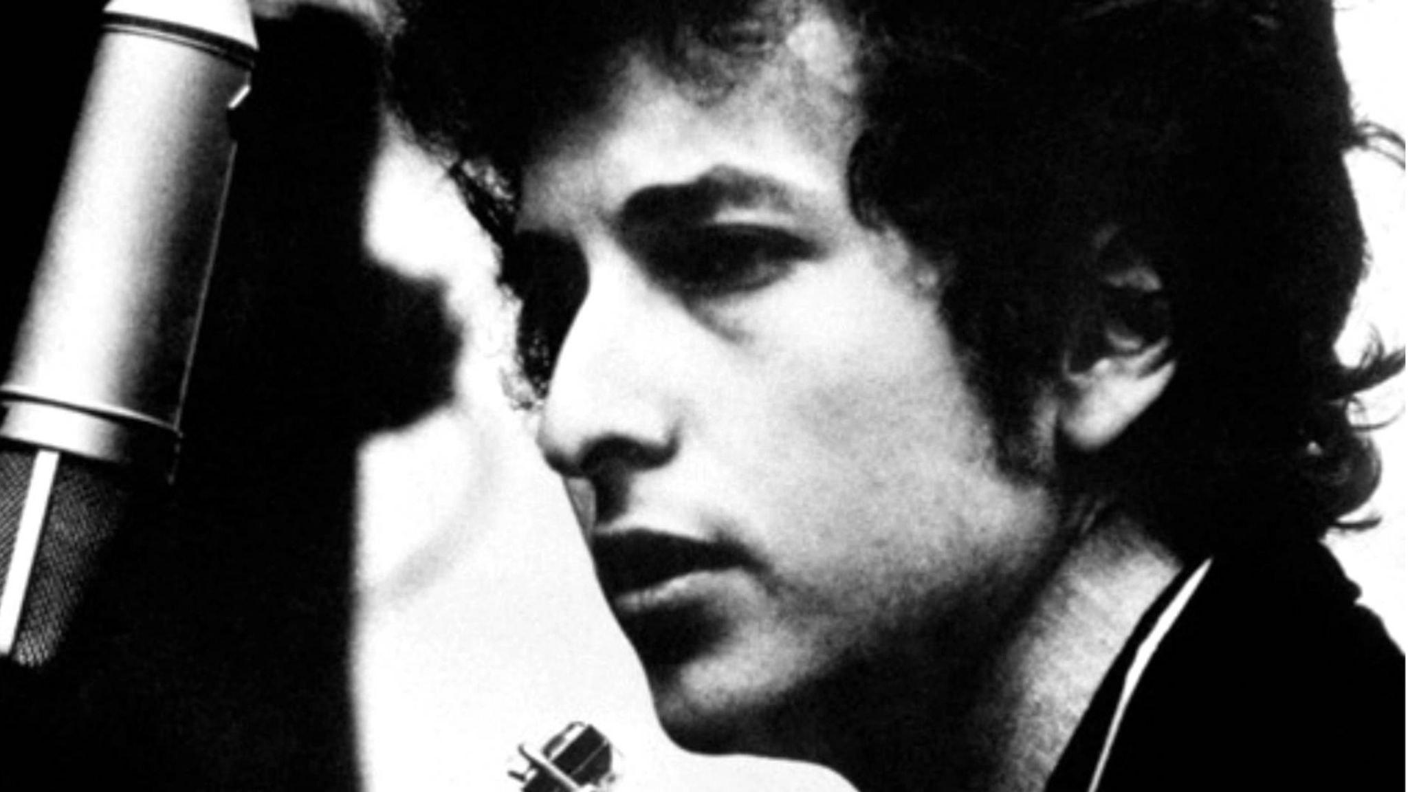 Månadens diktare: Bob Dylan