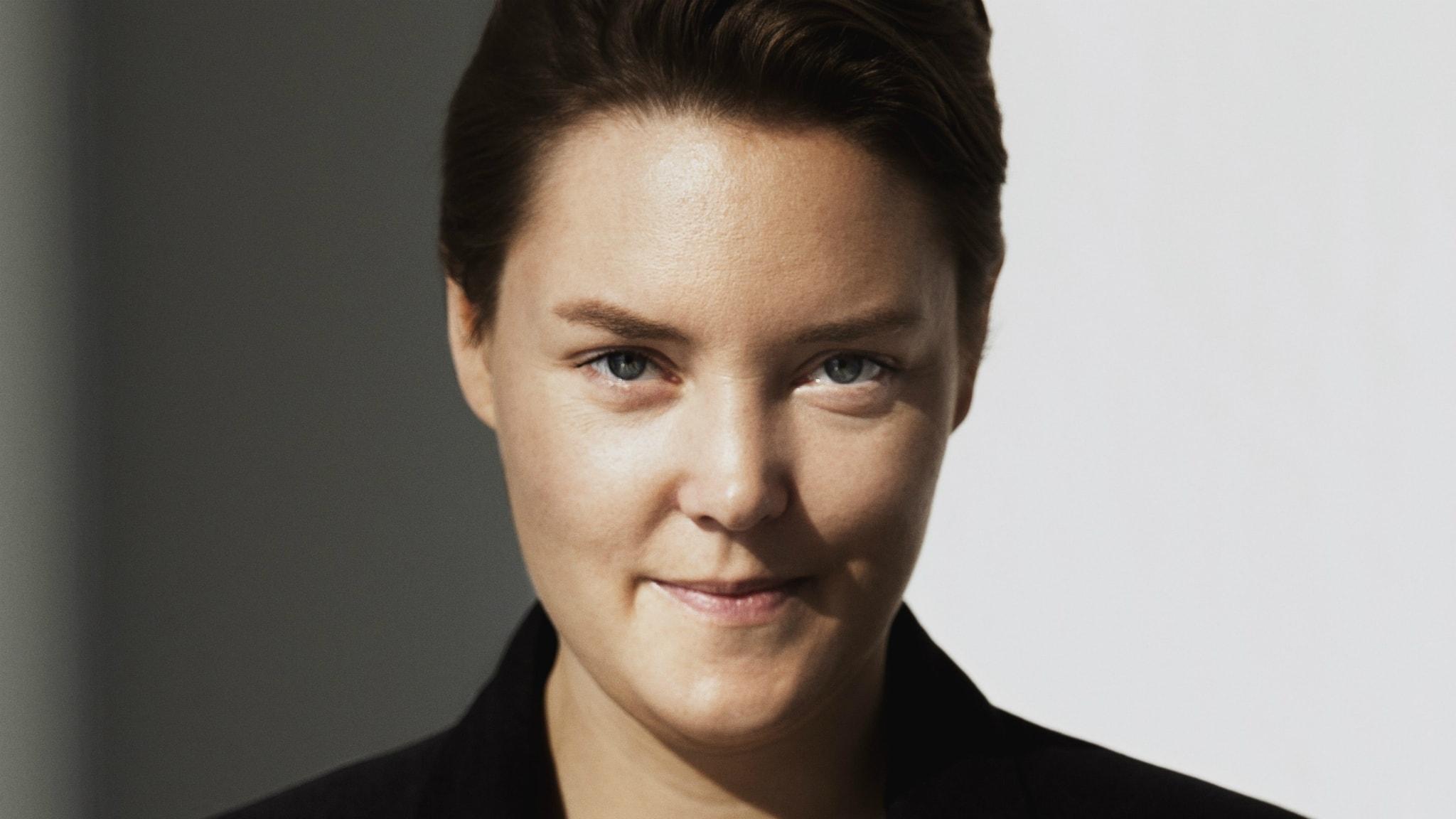 Månadens diktare: Pernilla Berglund