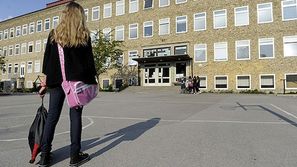 Free Schools hit by low student numbers. Photo: Janerik Henriksson/Scanpix