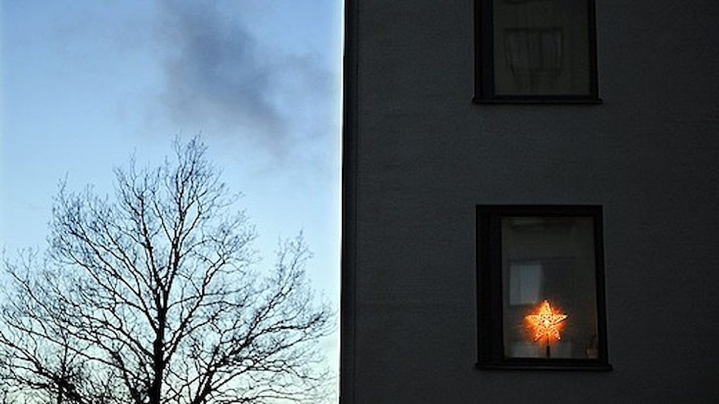 Radio Sweden. Empty homes during Christmas are prime targets for Sweden's burglars. Photo: Anders Wiklund/Scanpix