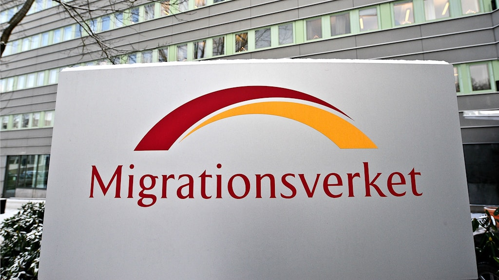 The Swedish Migration Board. Photo: Anders Wiklund/SCANPIX