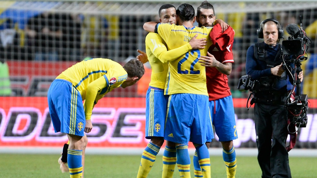 Sweden beat minnows Liechtenstein in a Euro qualifier last weekend. Photo: Maja Suslin / TT