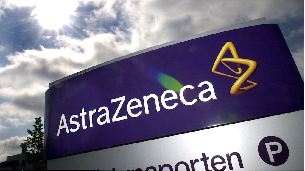 Does the life science industry in Sweden, like companies AstraZeneca, have a future here? Photo: Claus Gertsen / TT.