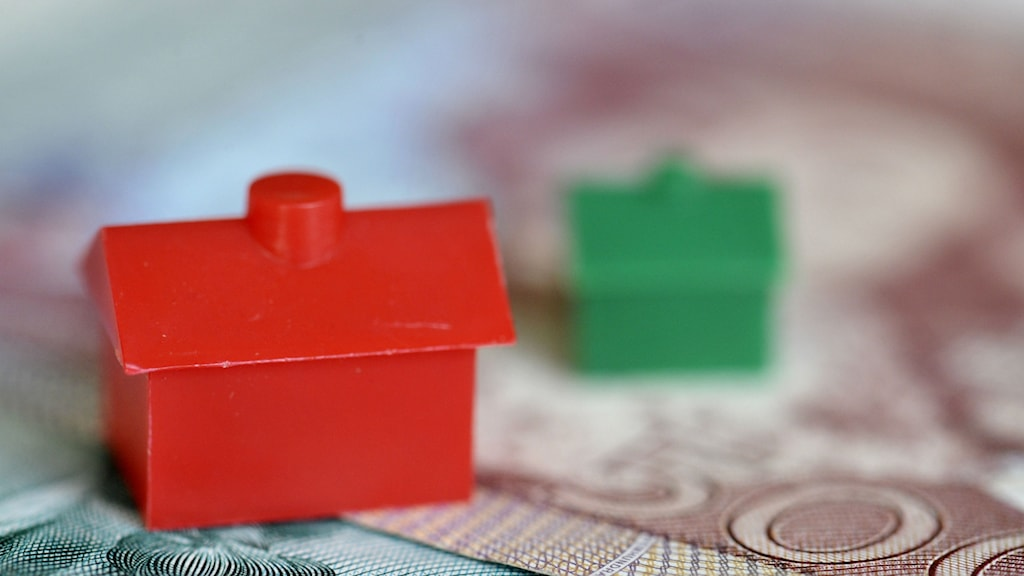 Property prices have risen by over 15 percent in a year. Photo: Jessica Gow / TT.