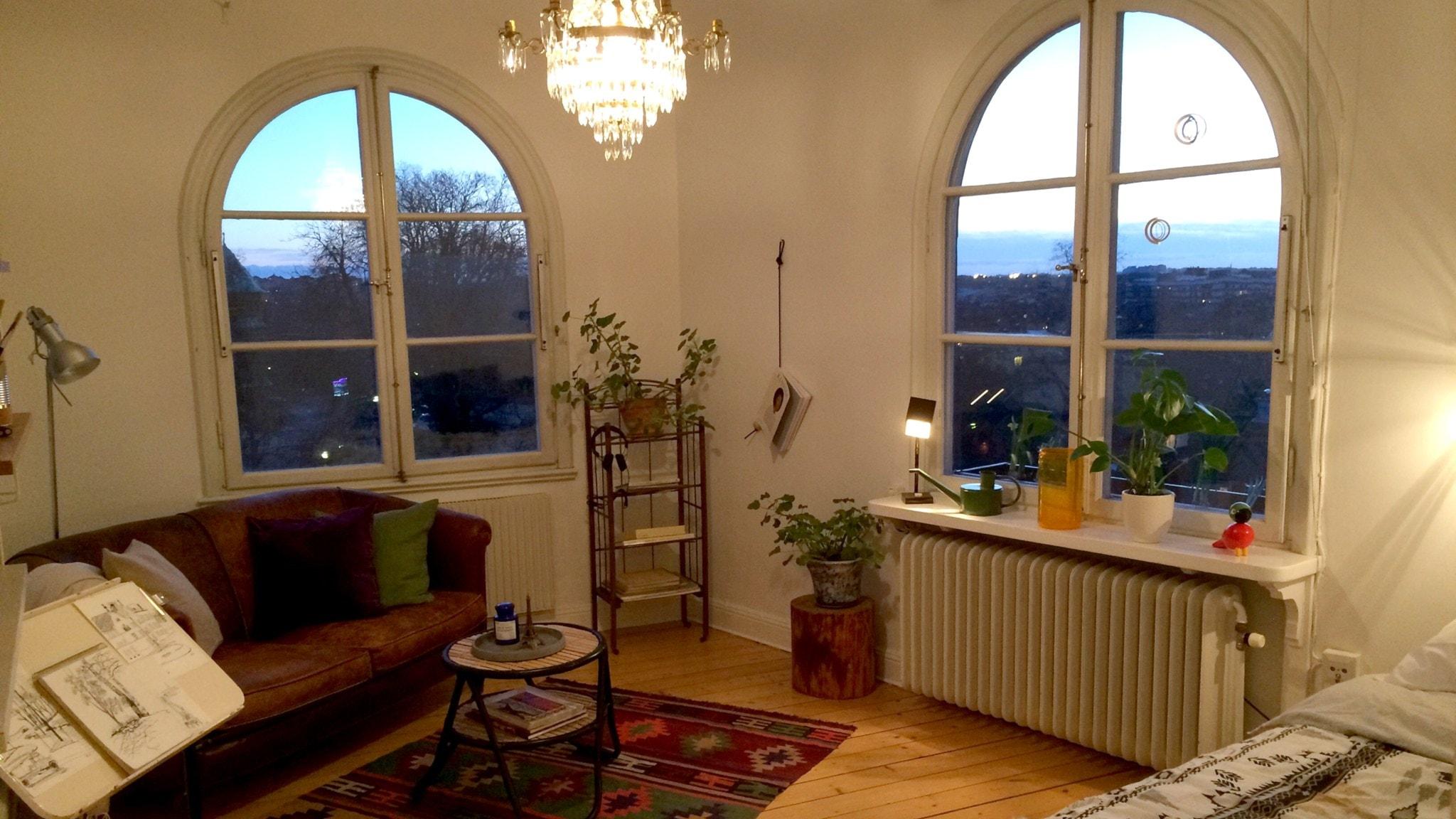 Domicile dash - scrambling for housing in Sweden