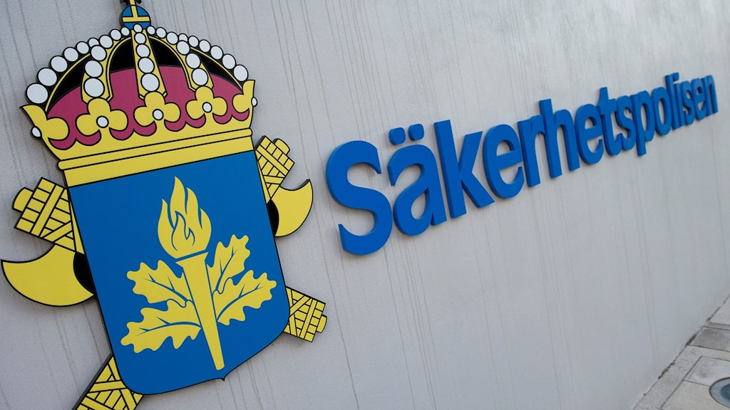 Swedish intelligence service Säpo is reviewing new information it received. Photo: Maja Suslin / TT.