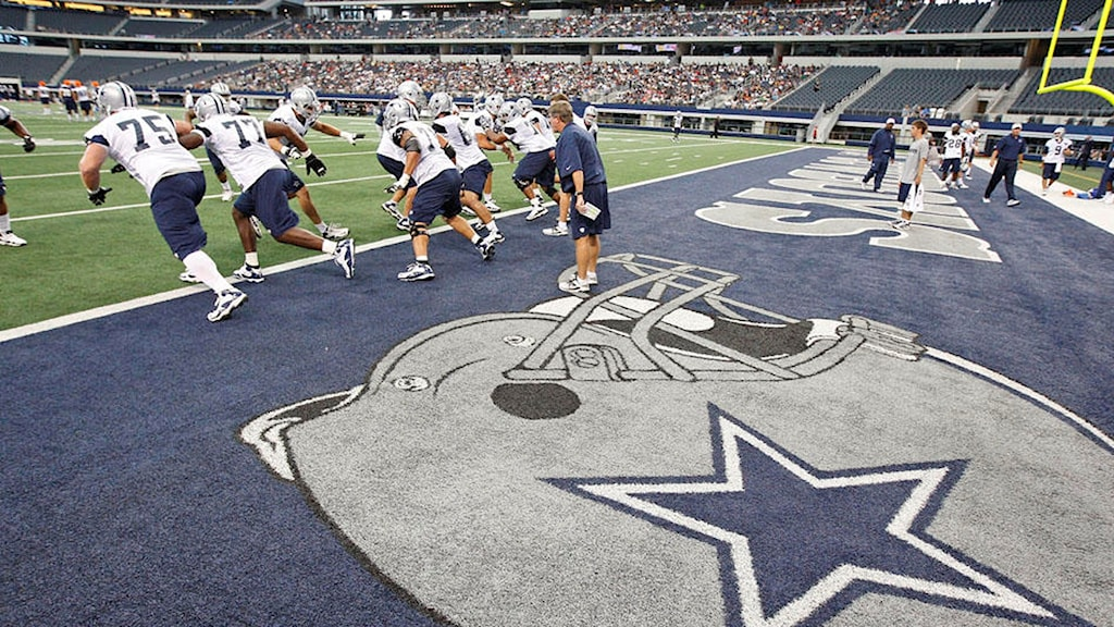Dallas Cowboys training begins later this summer. Photo: James D. Smith/Dallas Cowboys