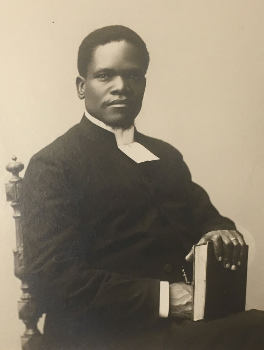Zuluprinsen blev Sveriges förste svarte präst