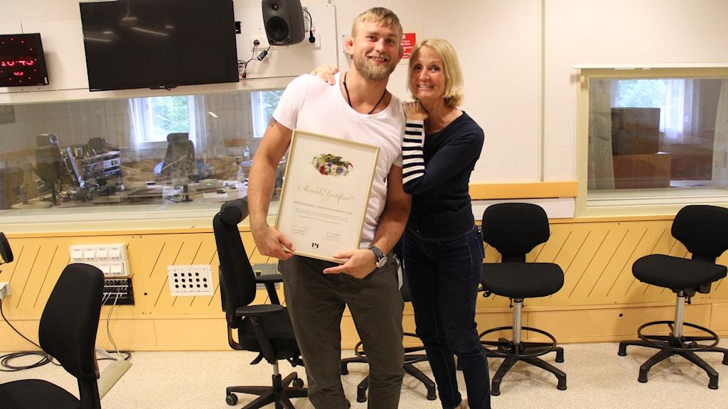 """Alexander""""the Mauler"""" Gustafsson 9 Juli Kl 13 00 Sommar& Vinter I P1 Sveriges Radio"""