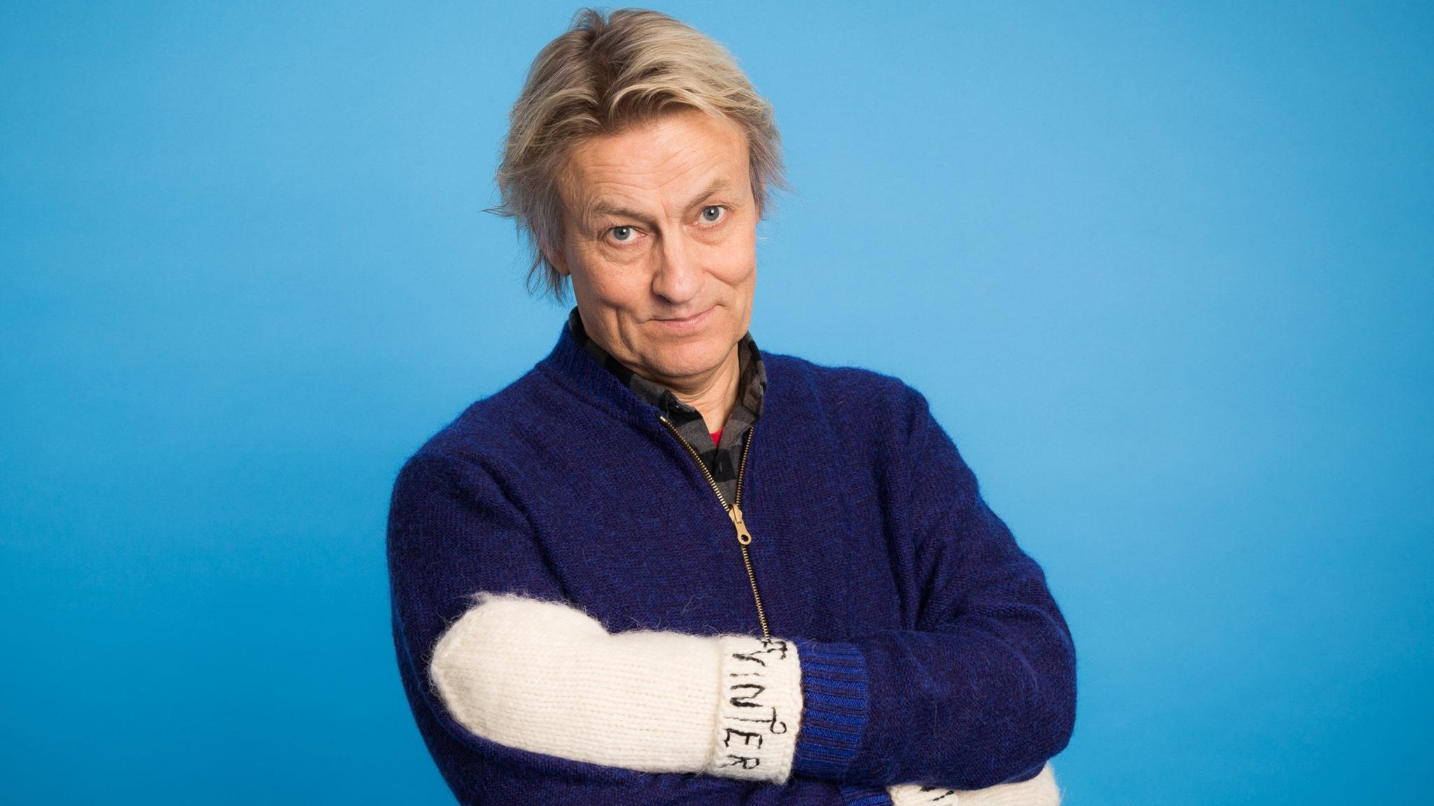 Lars Lerin - Vinter 2015