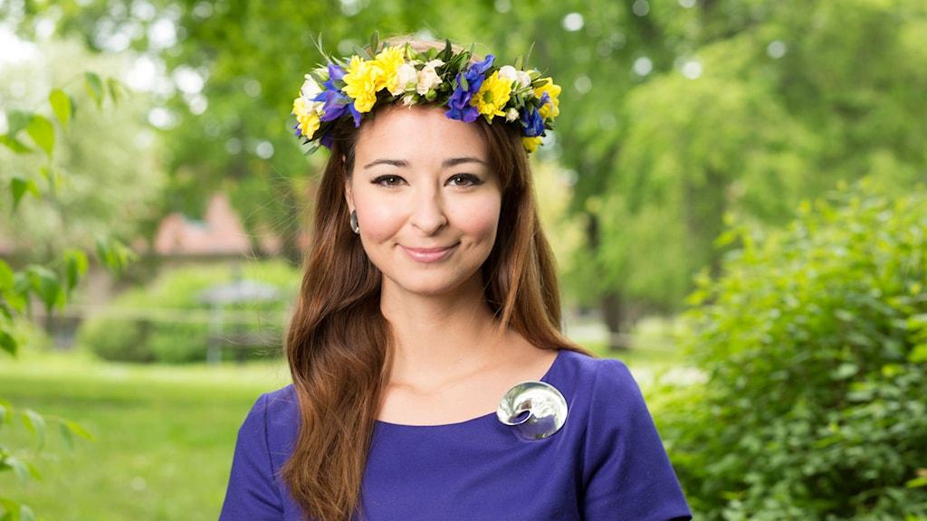 Alice Teodorescu Foto: Mattias Ahlm
