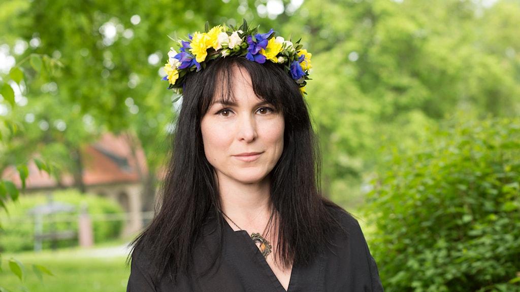 Nina Hemmingsson Foto: Mattias Ahlm