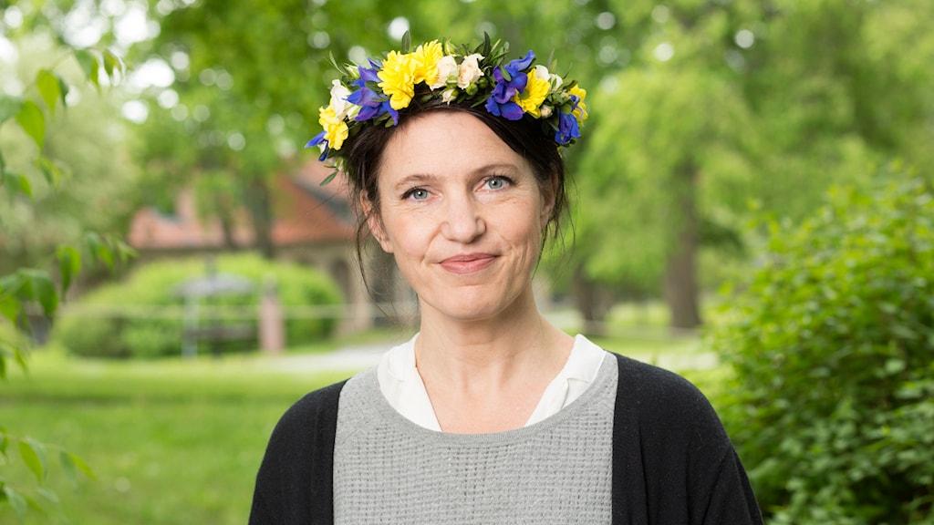 Kristina Sandberg Foto: Mattias Ahlm