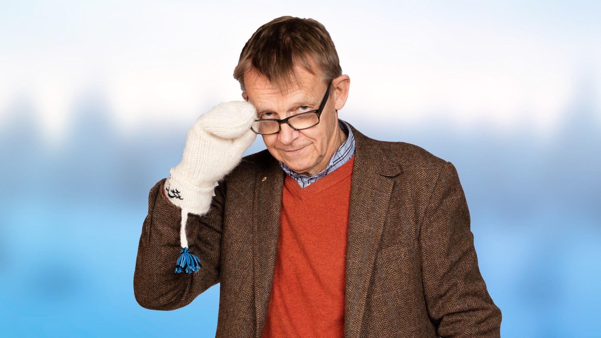 Hans Rosling - Vinter 2015